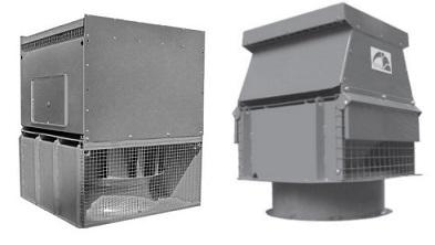 вентиляторы дымоудаления ВКРН ДУ