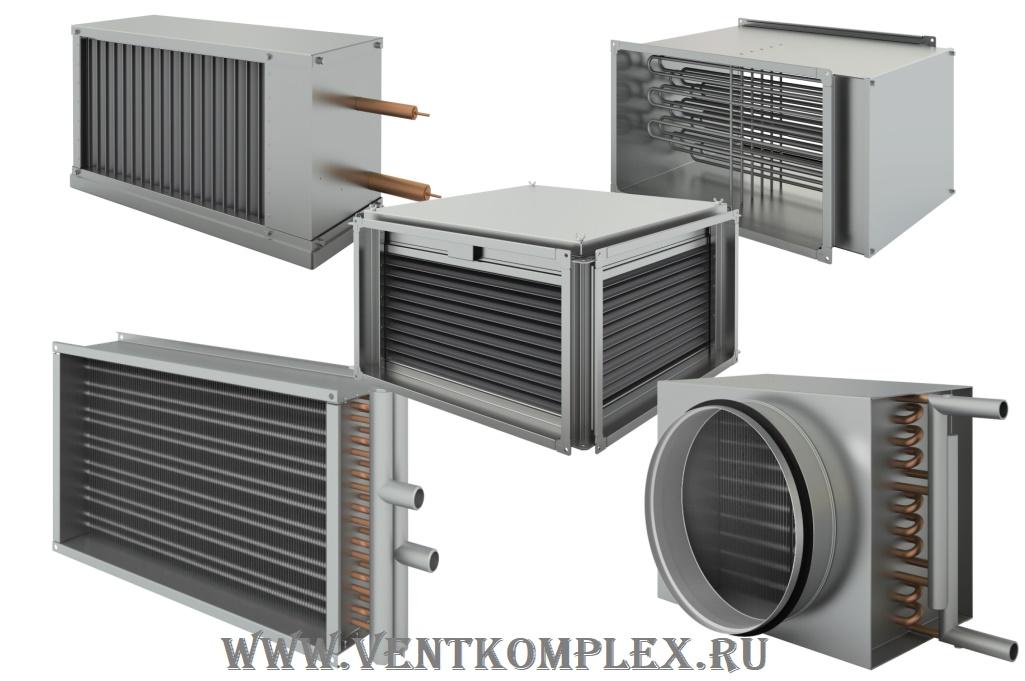 канальные теплообменники и рекуператоры
