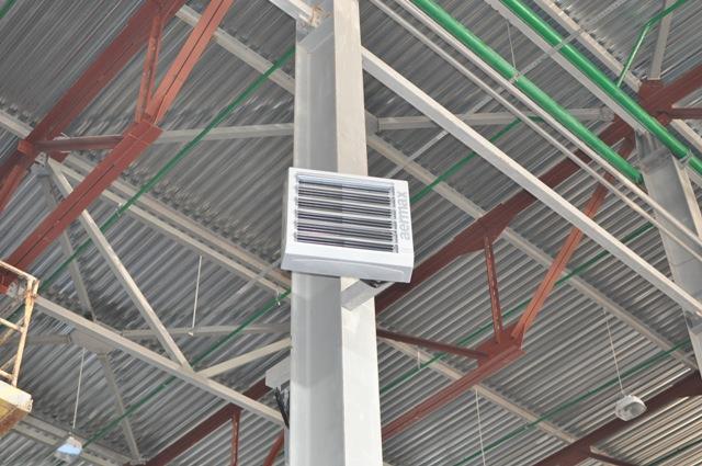 Воздушно-отопительный агрегат Sonniger Aermax