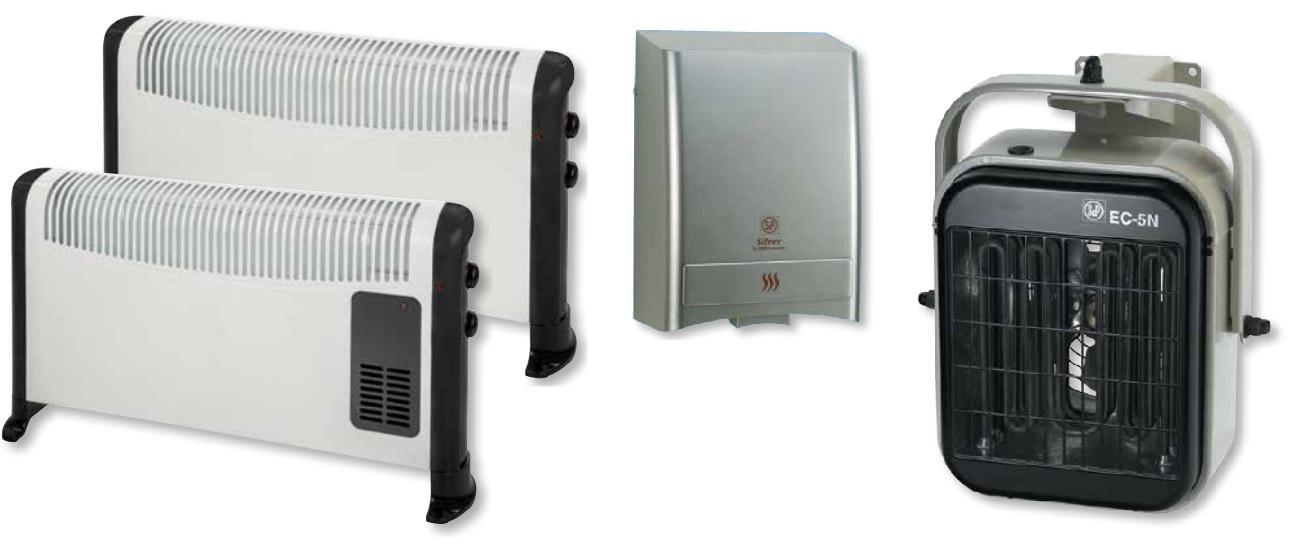 тепловое оборудование Soler&Palau