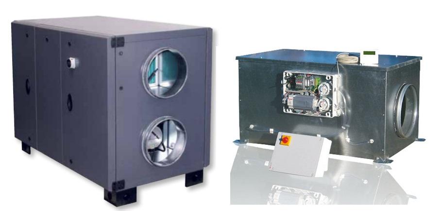 Вентиляционные установки Soler&Palau