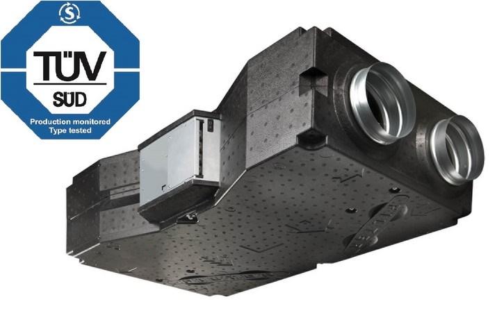 Приточно-вытяжная установка  VENUS  Comfort  2VV